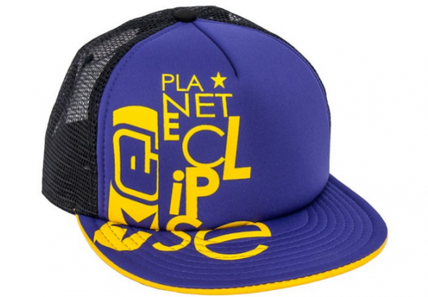 Planet Eclipse Cap Txt purple