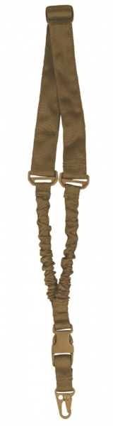 One Point Sling Bungee Coyote Tan