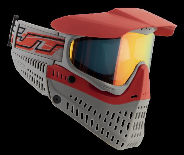 JT Spectra Proflex Thermal Paintballmaske, ltd. Edition, Rot Prizm