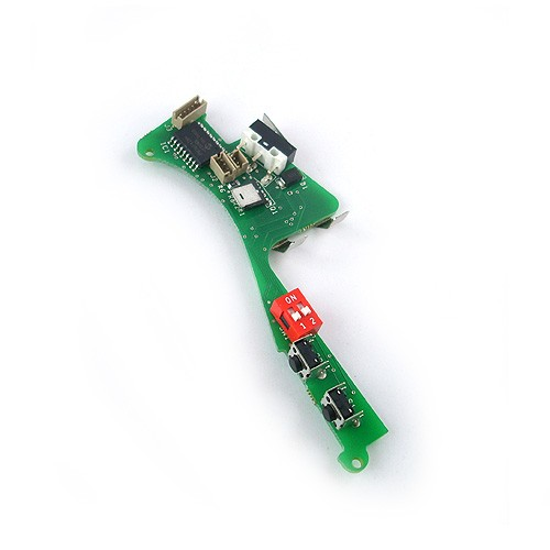 Dye DM 11/12/13 Export Circuit Board Deutsch