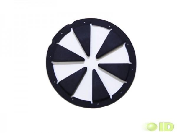 Dye Rotor Feedgate