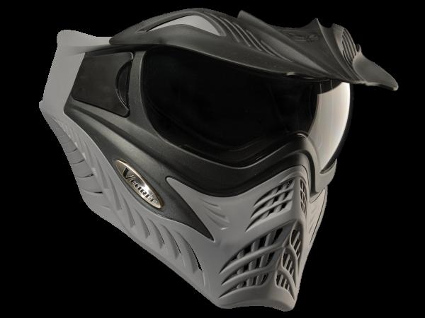 Paintball Maske V-Force Grill Shark grau Thermal