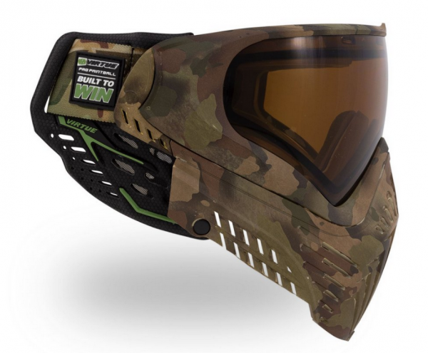 Virtue VIO XS II - Reality Brush Camo Thermalmaske