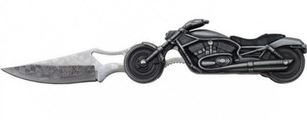 Kyu Line Einhandmesser Bike