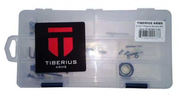 Tiberius 8.1 & 9.1 Player Service Kit