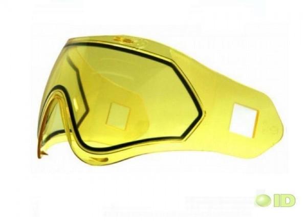 Sly Profit Thermal Maskenglas Gelb