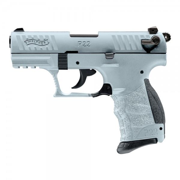 Walther P22Q 9 mm P.A.K. - Concrete
