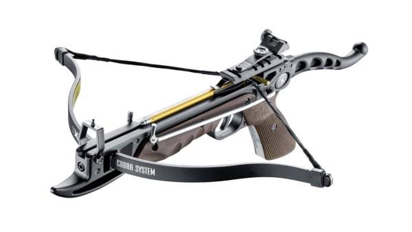 NXG Cobra Pistolen Armbrust Aluminum Holz