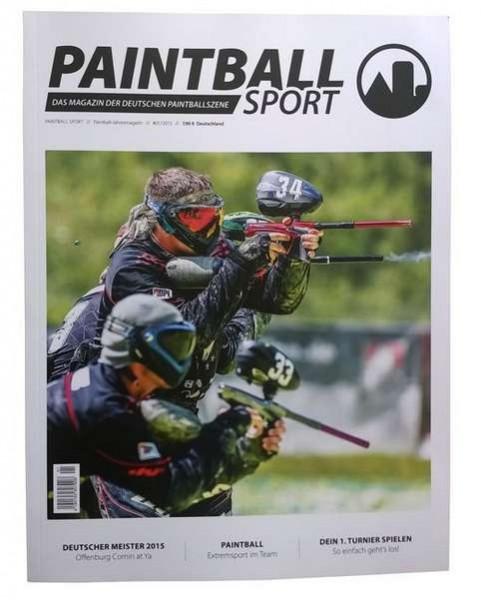 Paintball Sport - Das Magazin der Deutschen Paintballszene - 01/2015