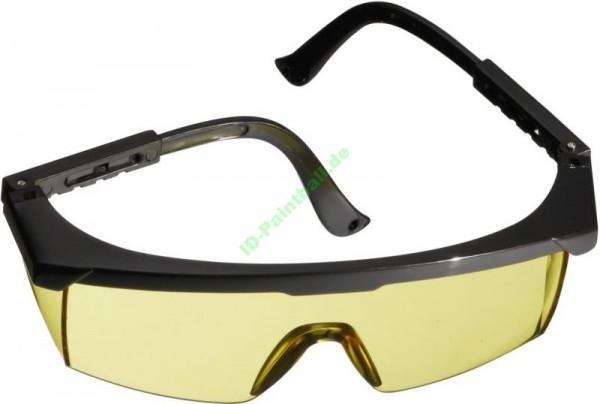 Combat Zone SGC Softair Schutzbrille Gelb