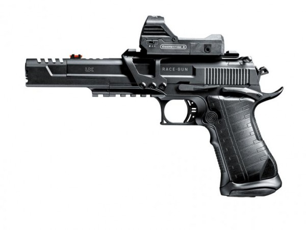 UX Racegun Kit incl Walther Competition 2