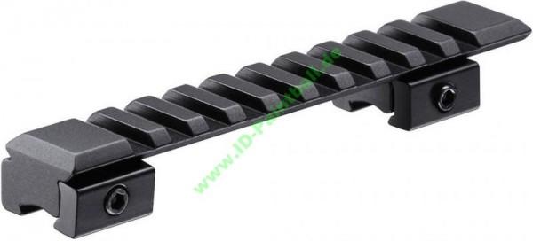 11mm Weaver Adapterschiene auf 22mm