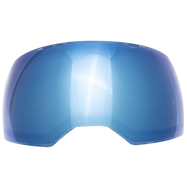 Mask Glass Empire EVS blue mirrored