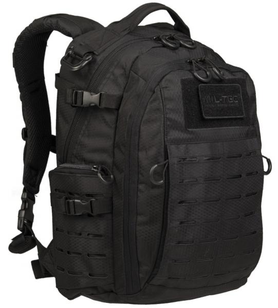 Hextac Weapon Bag / Backpack Molle Black