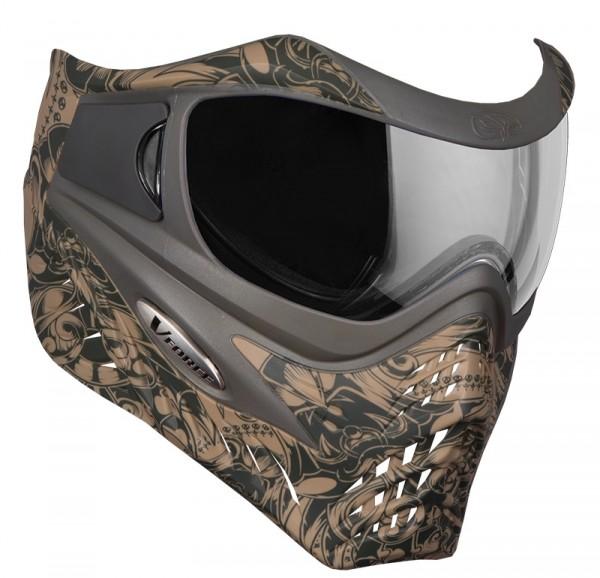 Vforce Grill SE Samurai Paintball Maske