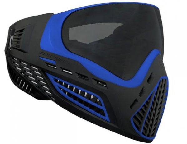 Paintball Maske Virtue VIO Ascend Thermal - blue