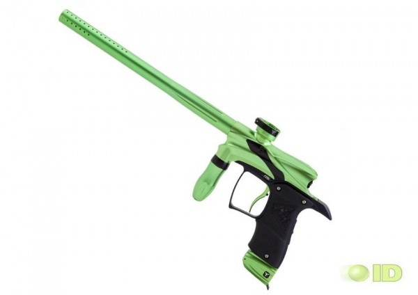 Dangerous Power G5 lime/black