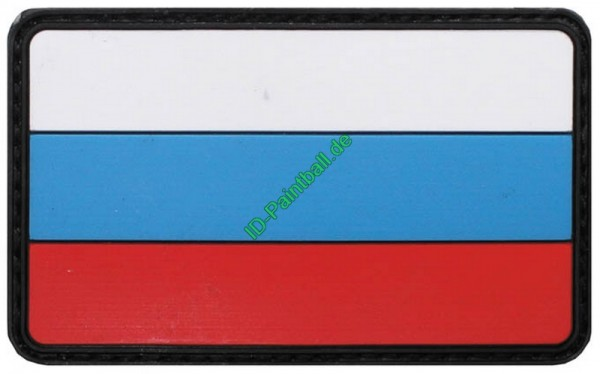 Klettabzeichen, Russland, 3D Patch