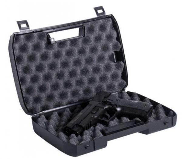 Pistolenkoffer M 31 x 20 x 7 cm Waffenkoffer