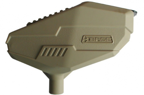 Virtue Base Gravity / Anti-Jam Paintball Loader - FDE TAN