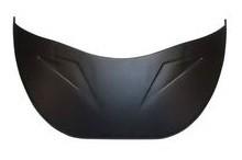 Empire EVS Visor Schirm für Paintball Maske, schwarz