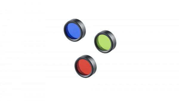 Walther Tactical Lampen Series Color Filter