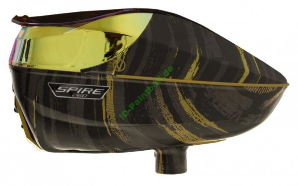 Hopper Virtue Spire 260 Graphic Series schwarz / gold