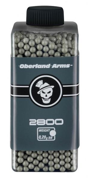 Oberland Arms Black Label BBs 0,2 g - 2800 Schuss 6mm