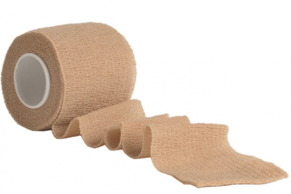 Tarnband selbsthaftend Coyote Tan 5 cm x 4,5 m