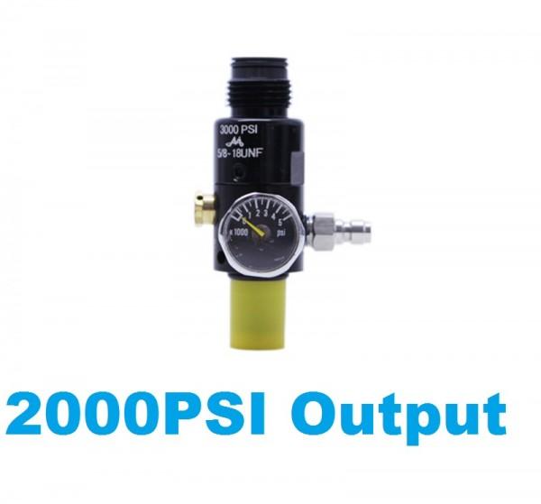 300 Bar Regulator 4500PSI / 2000 PSI Ausgangsdruck