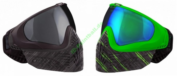 Paintball Maske Virtue VIO Extend Graphic Series