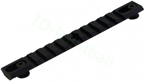 Picatinny Weaver Schiene 150mm lang 21mm Montagebreite
