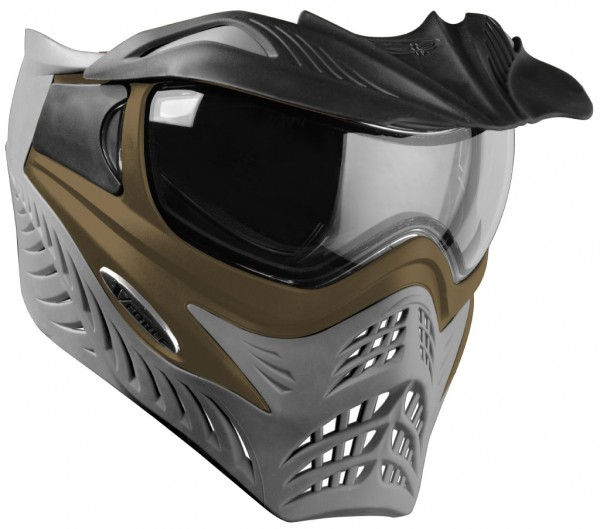 VForce Grill Paintball Thermal Maske Tan on Grey