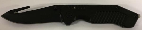 Kyu Line Einhandmesser C15343 Schwarz