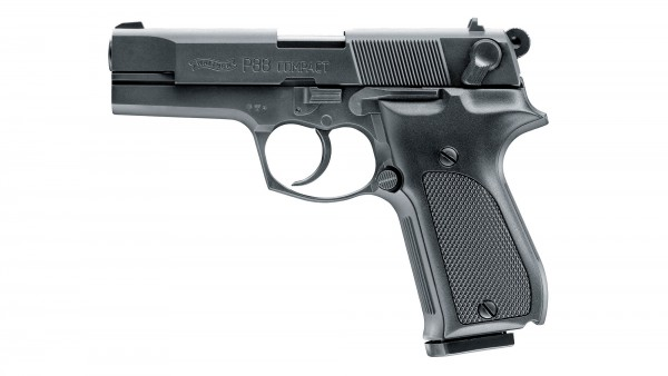 Walther P88 cal. 9 mm P.A.K. - Schwarz