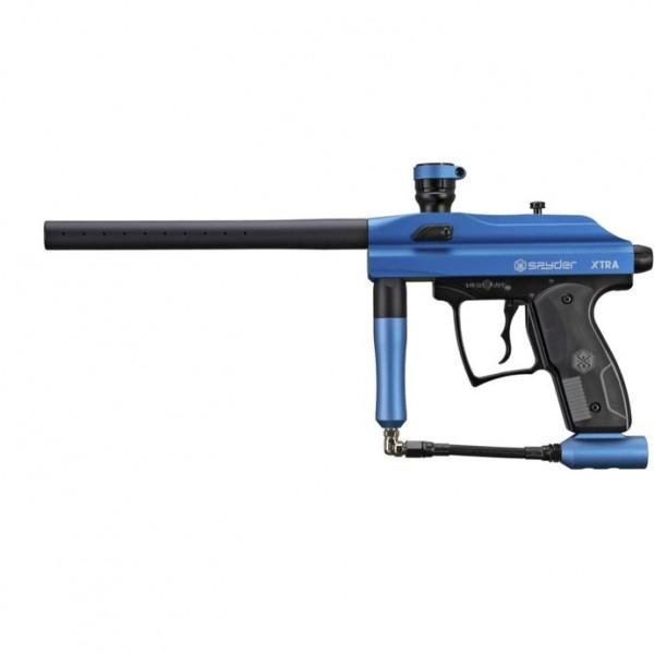 Spyder Xtra Paintball Marker Blau Matt