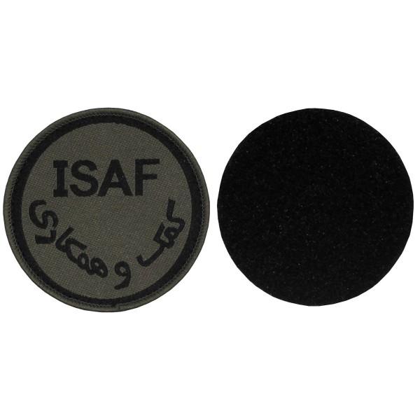 """Klettabzeichen, """"ISAF"""" Patch"""