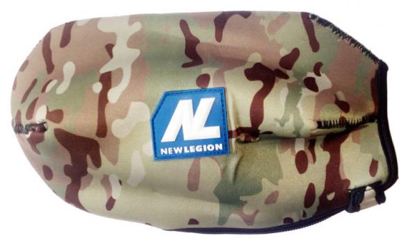 New Legion Bottle Cover HP camo 68ci 1,1l