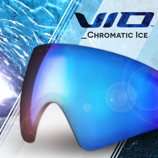 Paintball Mask Glass Virtue VIO Bunker Kings CMD Thermal Chromatic Ice