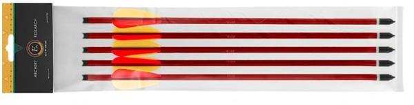 "EK 2219 Armbrust Aluminium Pfeile 16"" 5er Pack"