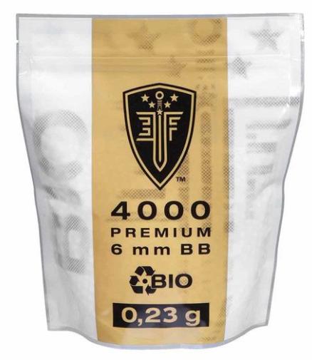 Elite Force Bio BBs 0,23g 4000 Stück Weiss
