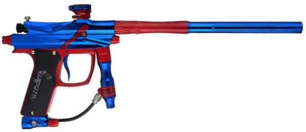 Azodin Blitz 3 Paintball Markierer - blue/red