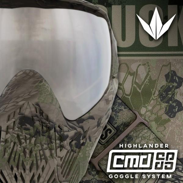 Bunkerkings CMD Thermal Mask Highlander Camo