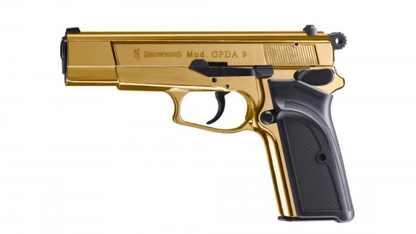 Browning GPDA 9 Gold P.A.K. 9mm