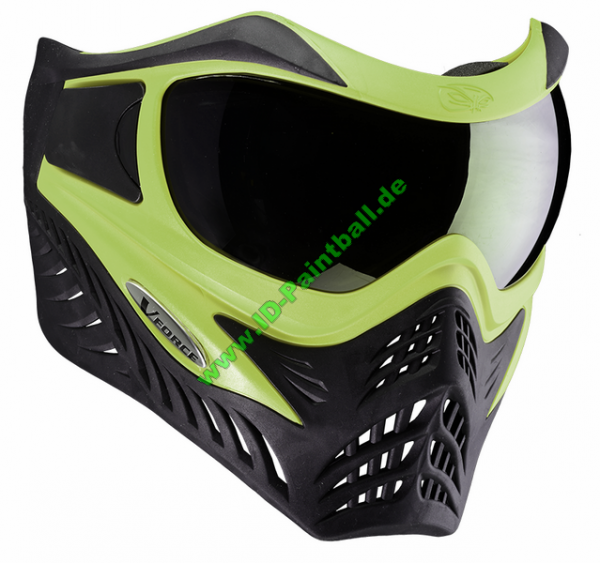 VForce Grill Schwarz / Lime Grün Thermal