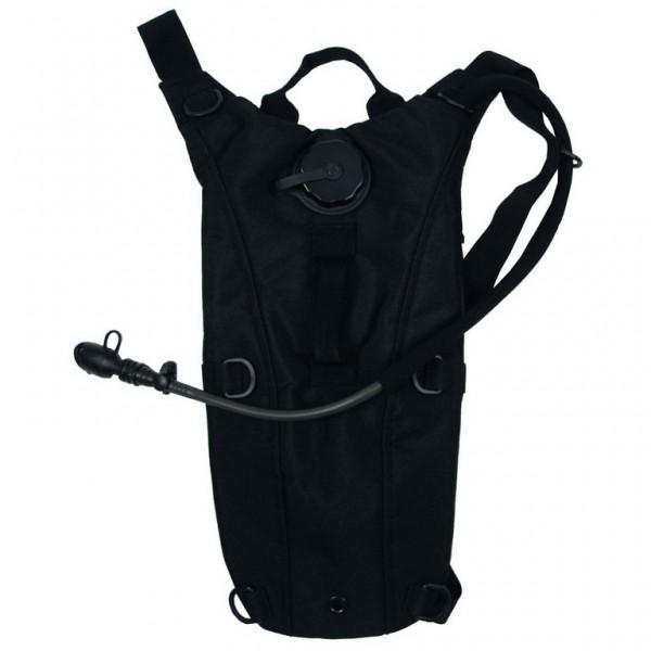 "Camel Bag Trinkrucksack m. TPU-Beutel, ""EXTREME"", 2,5 Liter, schwarz"