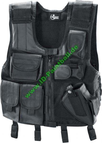 Combat Zone Tac Vest