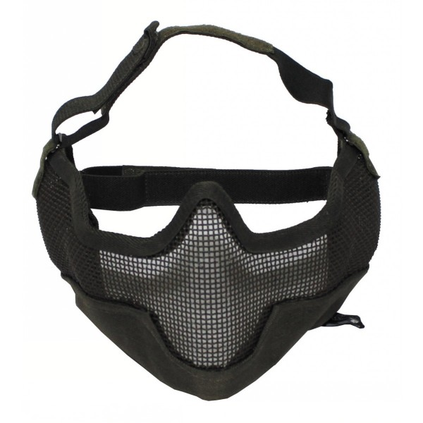 "Airsoft"" face mask"