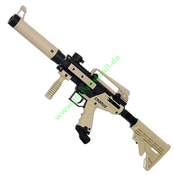 Tippmann Cronus Tactical Tan Paintball Markierer