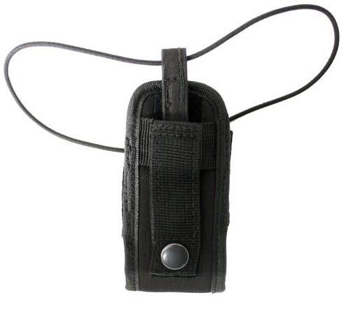 Multi Pouch Protoyz, black magazine pocket radio pocket